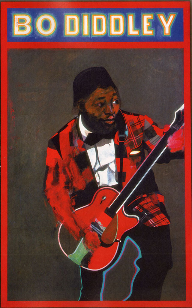 Blake Bo Diddley