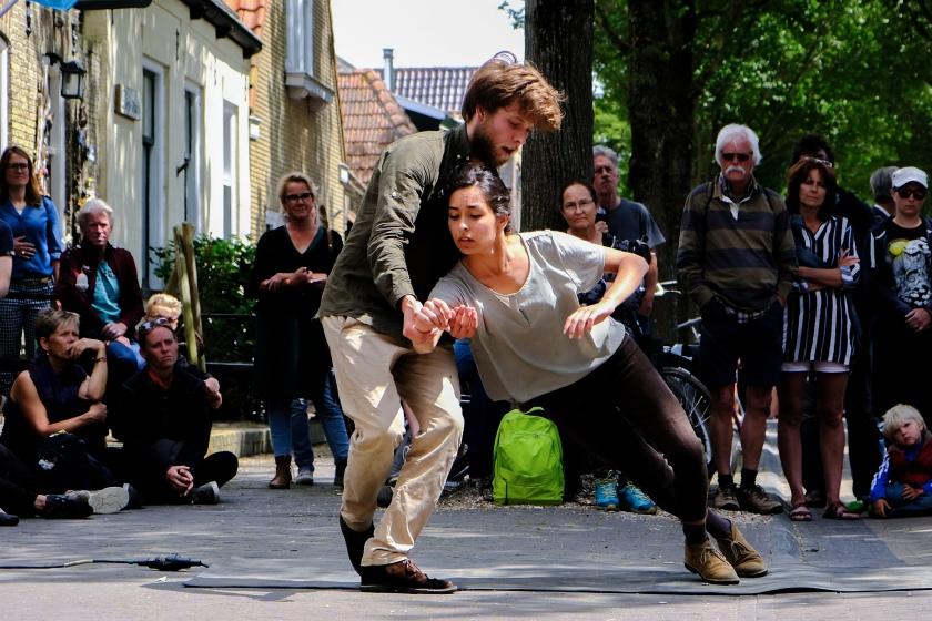 Youri & Marie dansact
